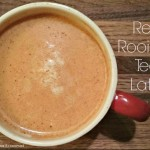 Red Rooibos Latte: Naturally Caffeine Free
