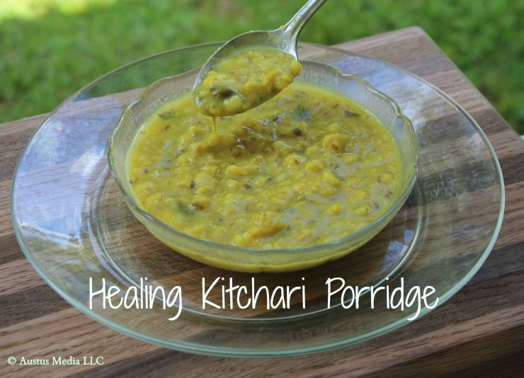 kitchari porridge