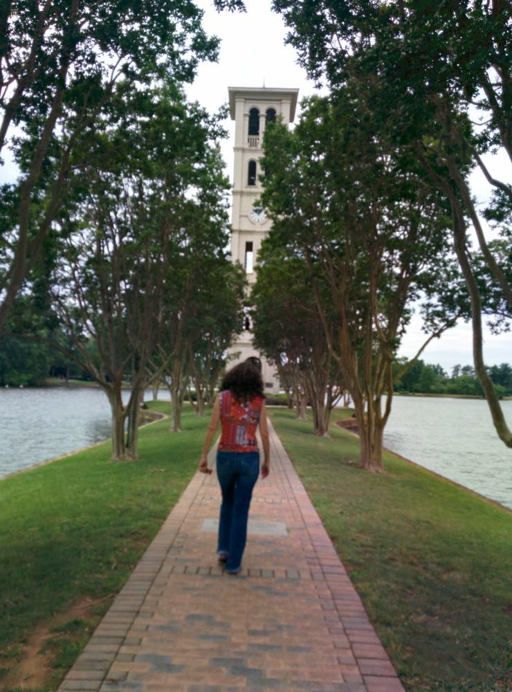Furman lake and bell tower_mini