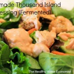 Homemade Thousand Island Dressing (+ VIDEO)