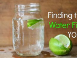 4 Steps for Finding the Best Water Filter for Home, Lifestyle and Budget