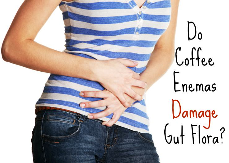 coffee enemas and gut flora