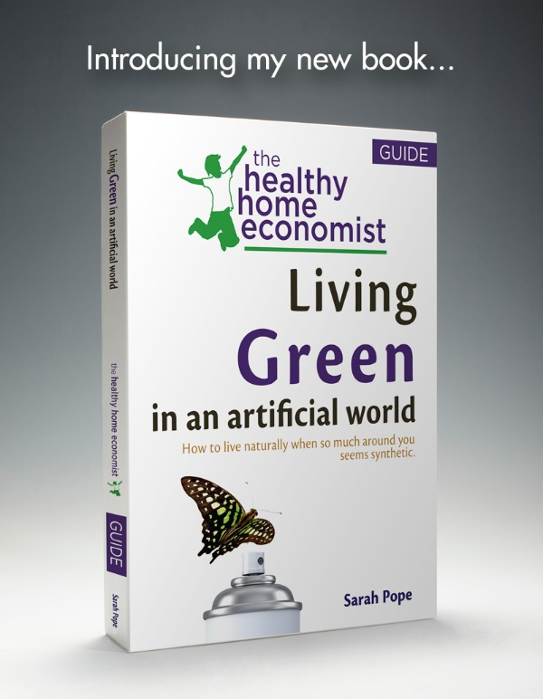 Living Green in an Artificial World Now Available in Kindle and Paperback!