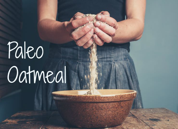 Paleo Oatmeal (it's not what you think)