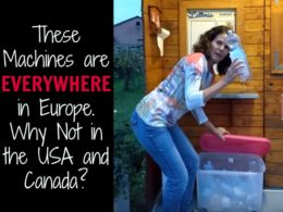 Raw Milk Machines are EVERYWHERE in Europe, Why Not USA?