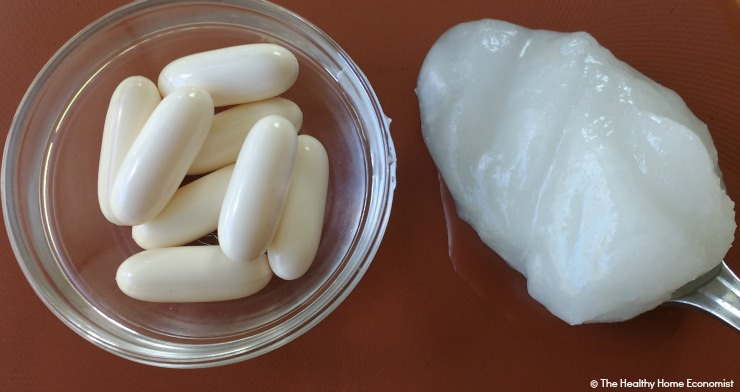 Coconut Oil Capsules: As Beneficial as Off the Spoon?