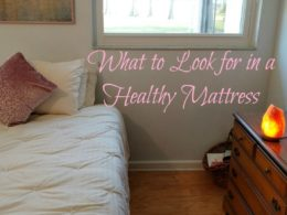 Is the Best Mattress for Healthy Sleep Organic? 1