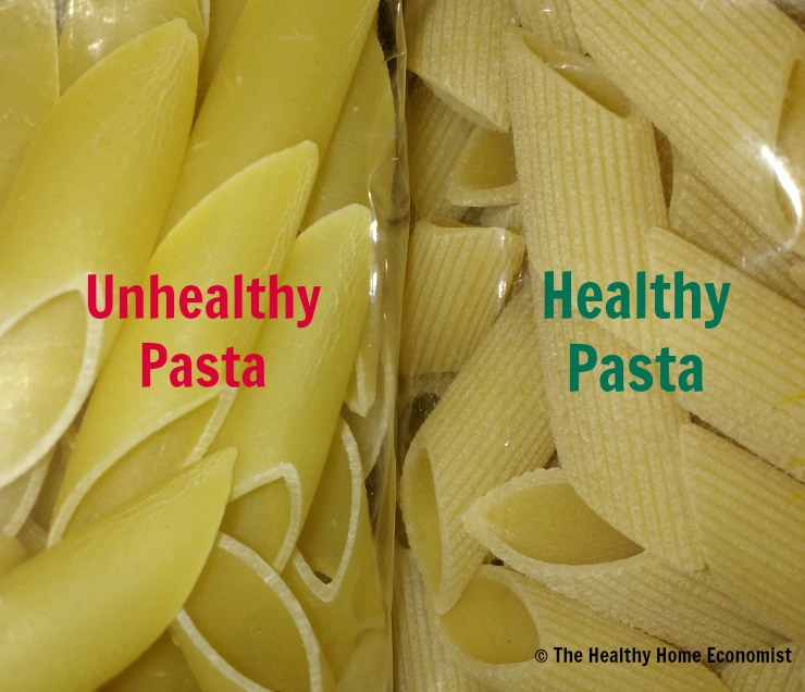 healthy pasta at its best