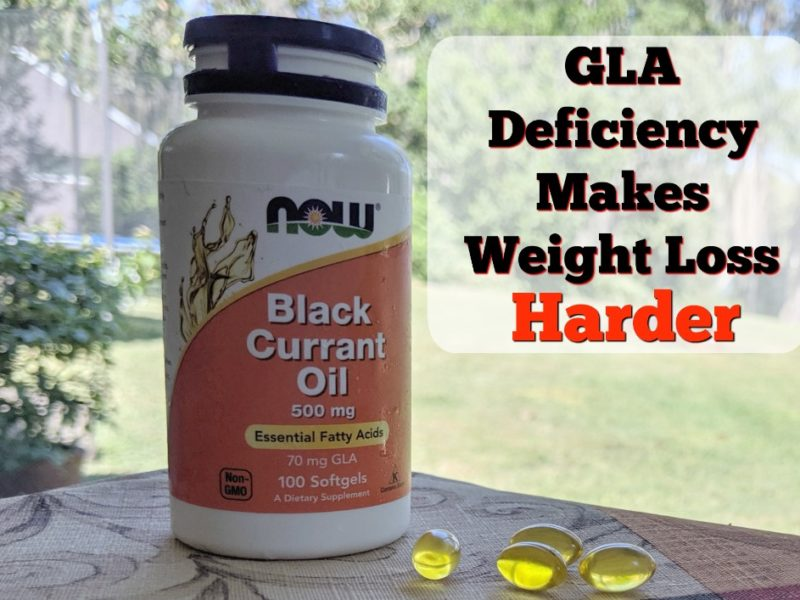 Gamma Linolenic Acid deficiency