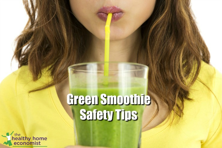 woman drinking a safe low oxalate green smoothie