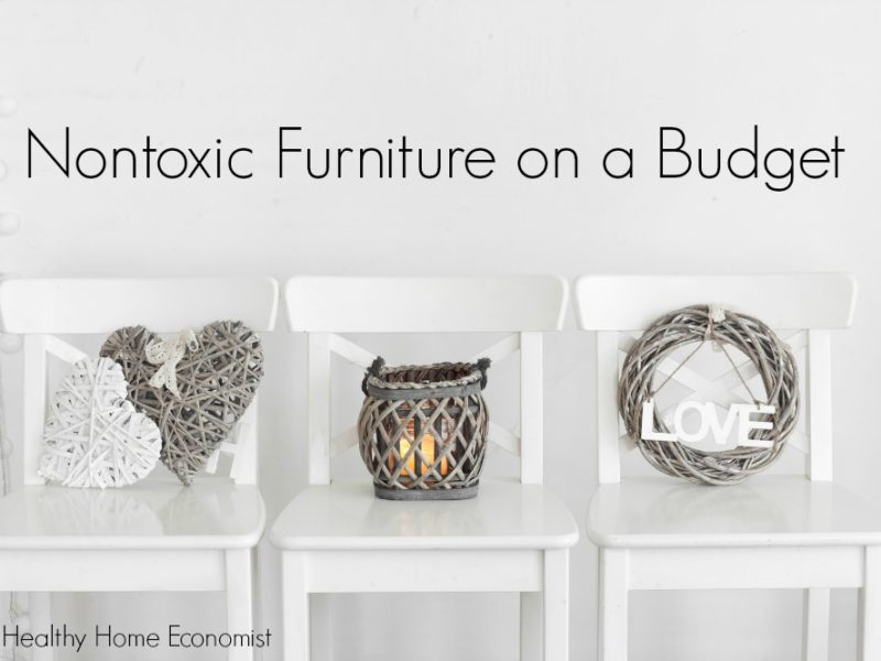organic furniture