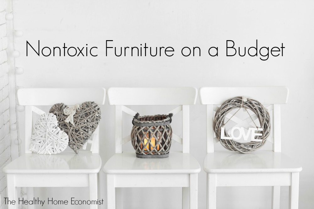 Organic Furniture Going Nontoxic On A Budget The Healthy Home Awesome Austin Vintage Furniture Minimalist