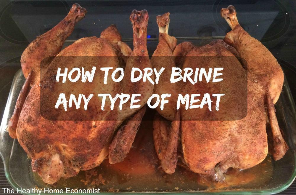 dry brining