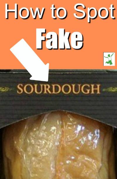 real sourdough