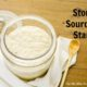 How to Store Sourdough Starter (short and long term)