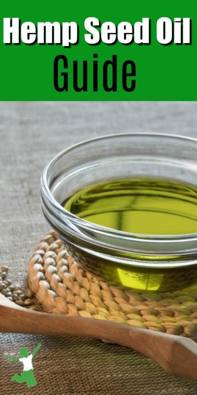 hemp seed oil in a bowl on a wicker coaster