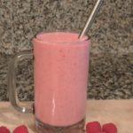 raspberry lassi