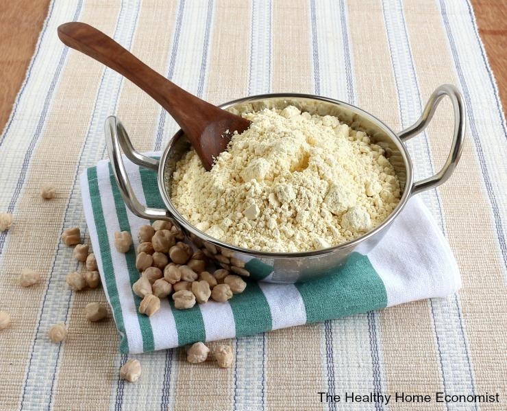 gram chickpea flour