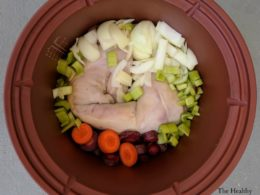 How to Make Rabbit Bone Broth