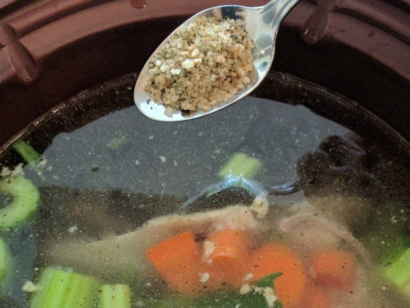 season bone broth