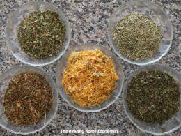 loose tea and bulk herbs