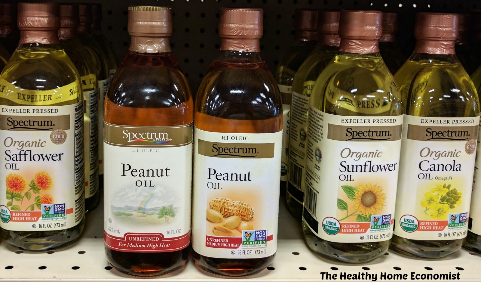 Peanut Oil Compared To Other Fats This One 39 S For You