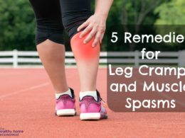 5 Natural Remedies to Eliminate Leg Cramps for Good