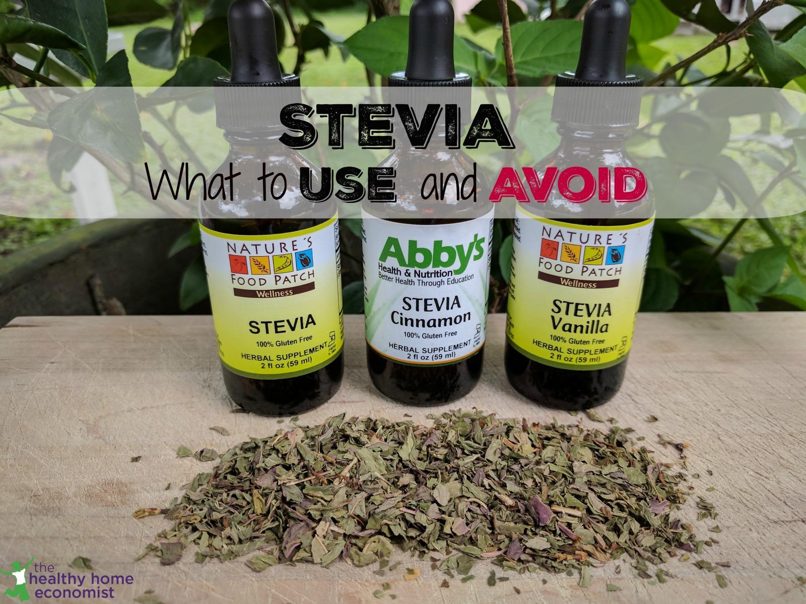 stevia, stevia extract