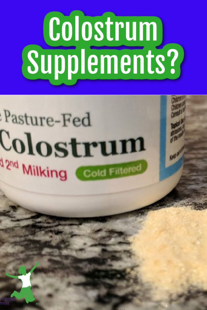fresh vs powdered colostrum