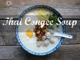 thai congee soup recipe