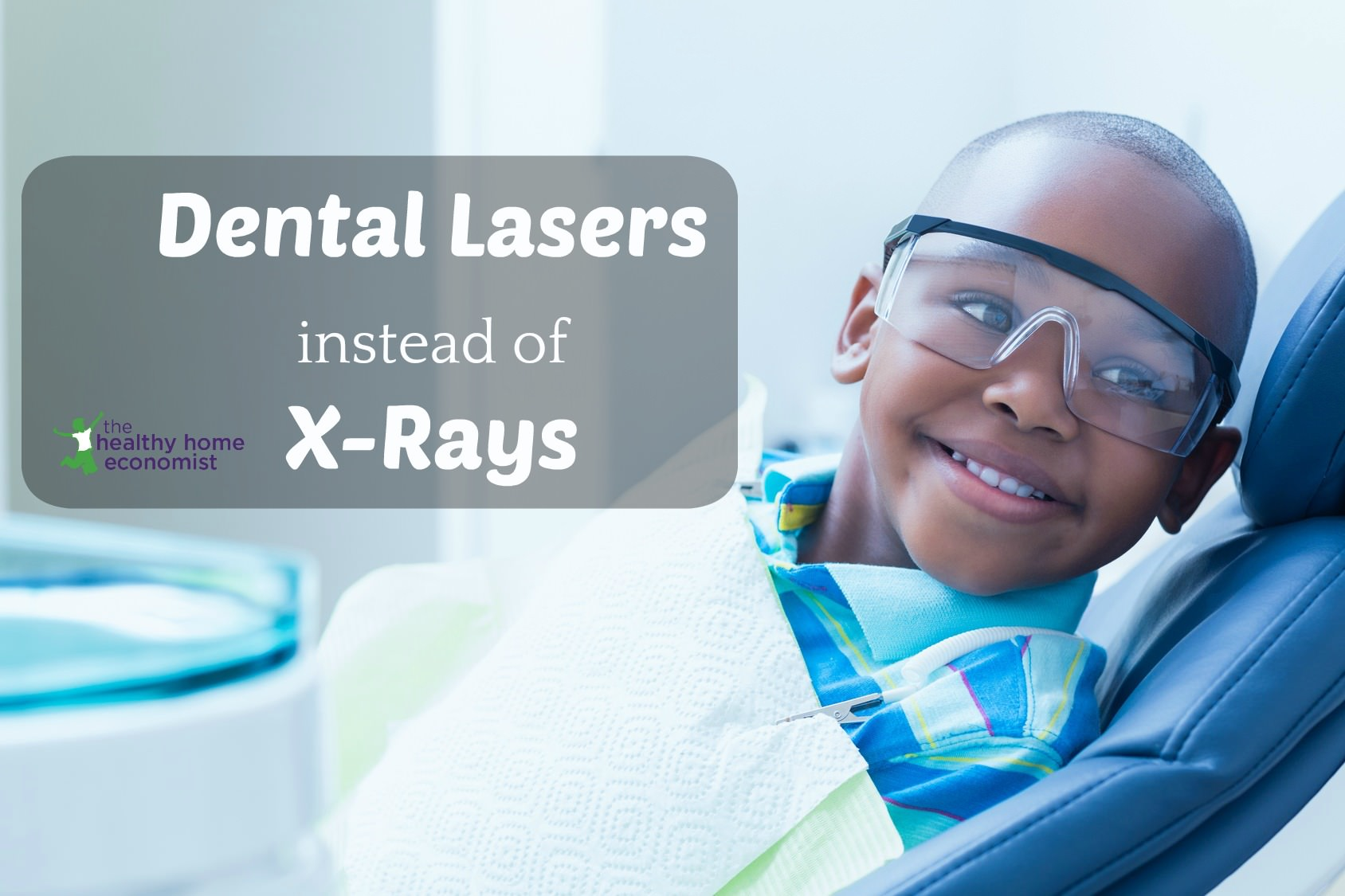 DIAGNOdent: Laser Cavity Detection (bye-bye X-rays and Drilling!)