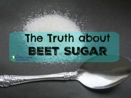 Why is BEET SUGAR So Deadly for People and the Planet? 1