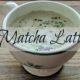 Detox Matcha Latte Recipe (nondairy options)