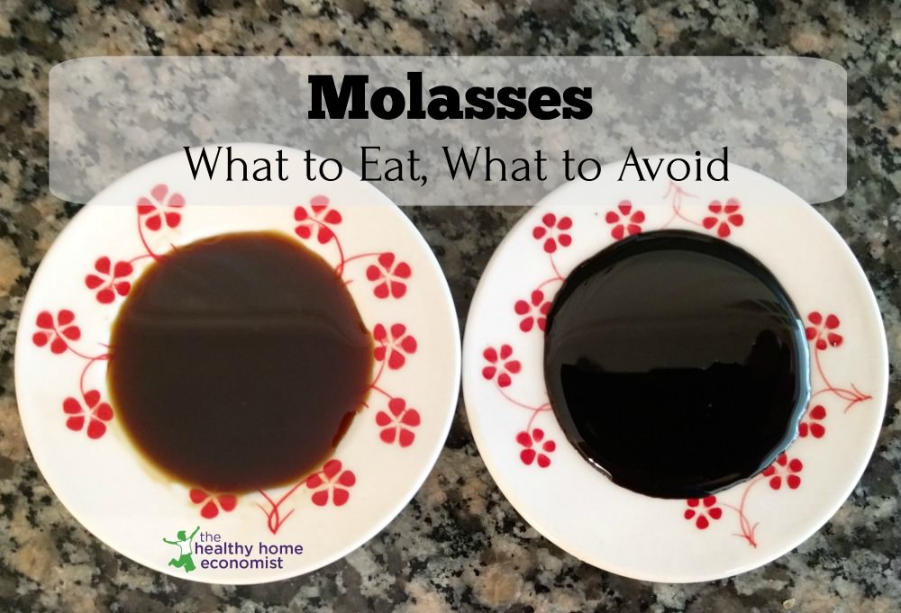 blackstrap molasses, molasses