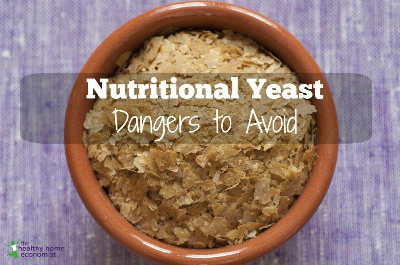 nutritional yeast dangers