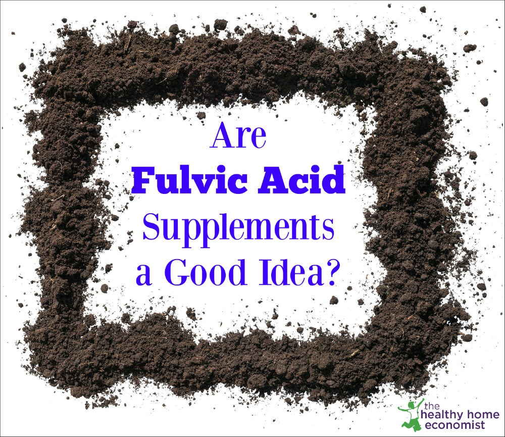 Fulvic Acid: Friend or Foe?
