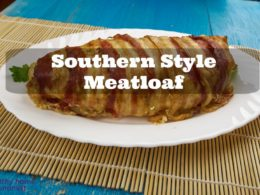 Traditional Meatloaf Recipe (with a Southern Flair!)