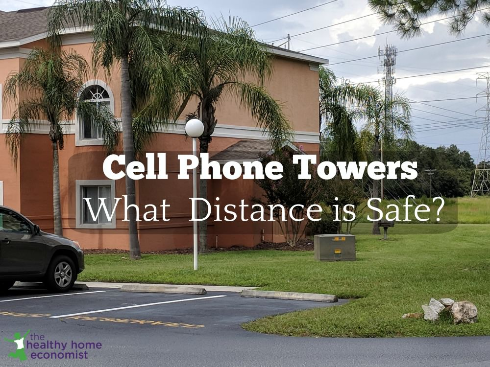 cell phone tower safety