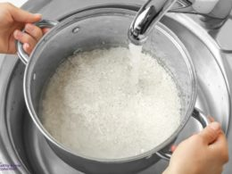 Cooking White Rice. Is Soaking Really Necessary?