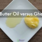 butter oil and ghee