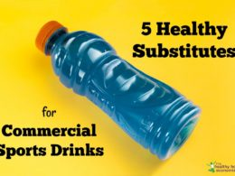 sports drink substitutes