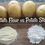 Potato Starch vs Potato Flour. Both Healthy and Good for the Gut?