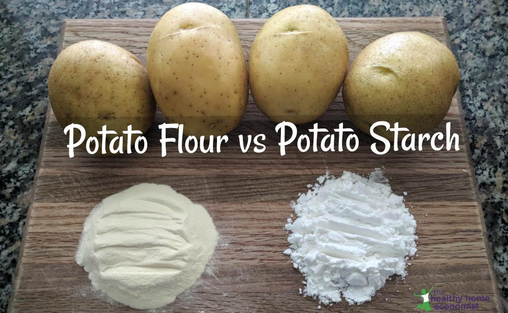 potato starch vs flour