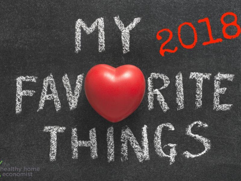 favorite things 2018