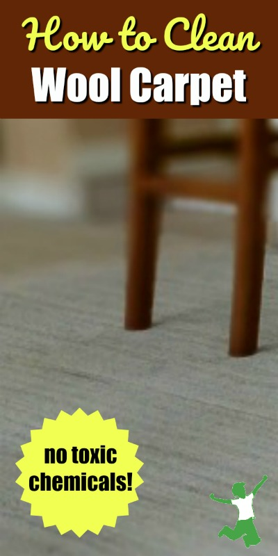 light grey wool carpet with a barstool