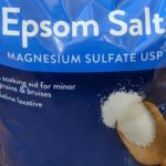 where to buy epsom salt