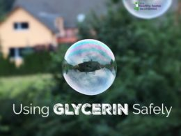 glycerin benefits, uses and dangers