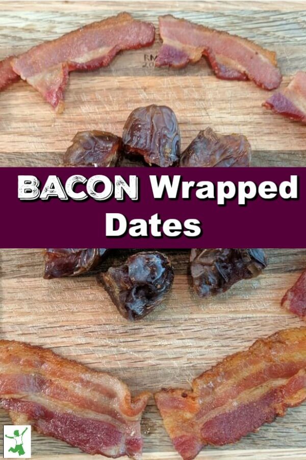 sugar free bacon wrapped dates