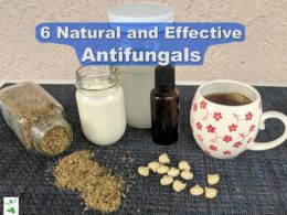 natural antifungals