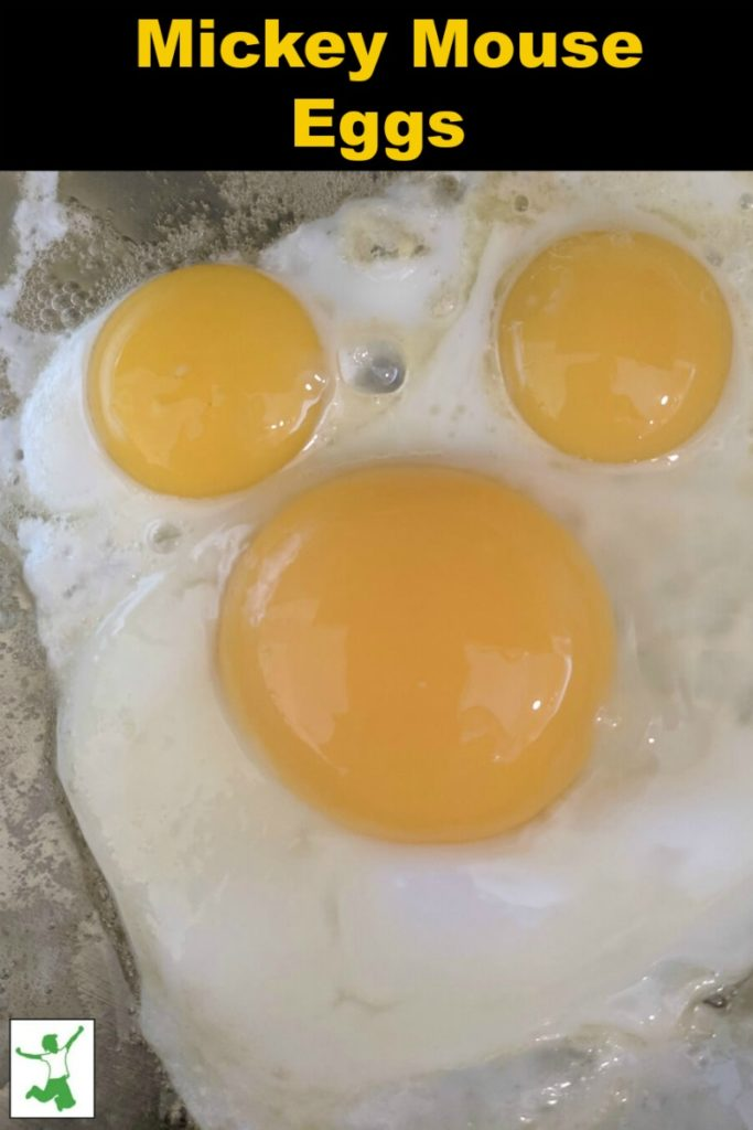 mickey mouse eggs